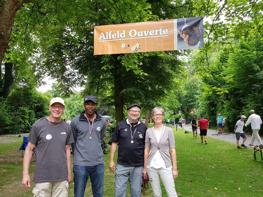 Juni im Stadtpark Alfeld