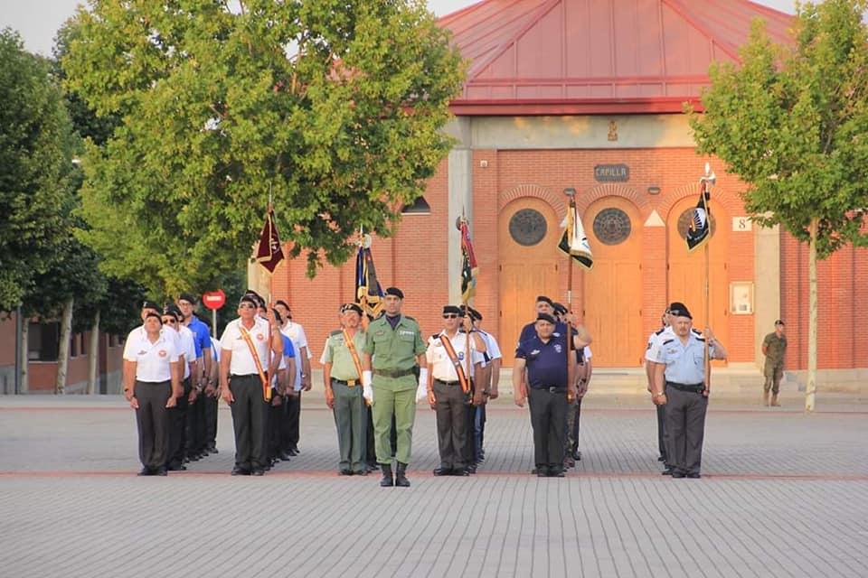 XVI Encuentro de Veteranos Paracaidistas