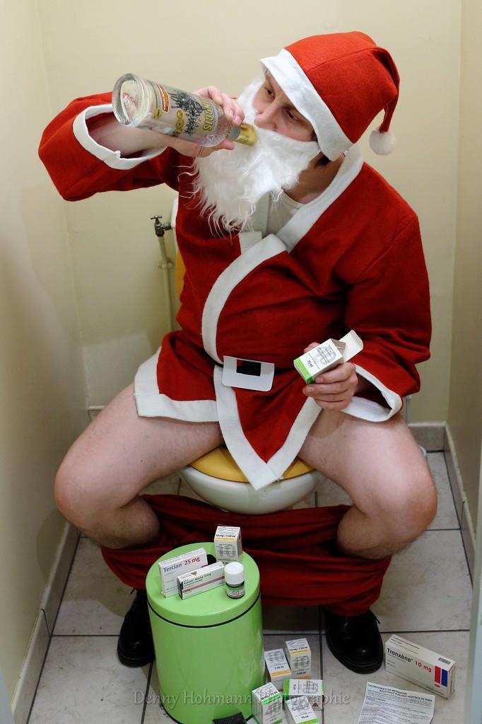 Le Père-Noël ne viendra pas cette année !