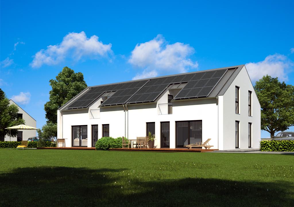 Projekt Solarsiedlung