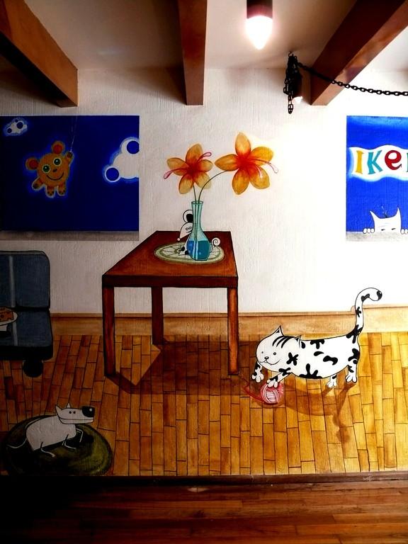 Dormitorio infantil. Mexico city.2010