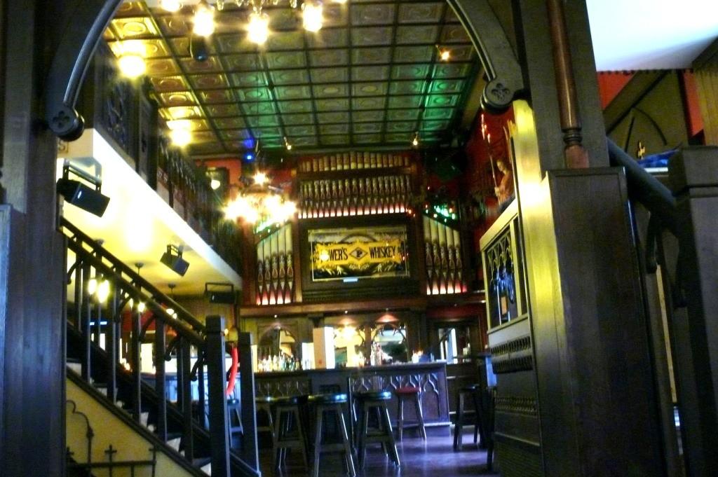 Waxz´s Bar. Frankfurt. Germany.