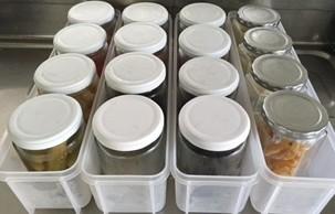 冷蔵庫の工夫 5