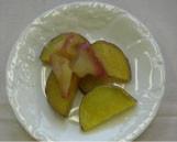 リンゴとさつま芋の甘煮