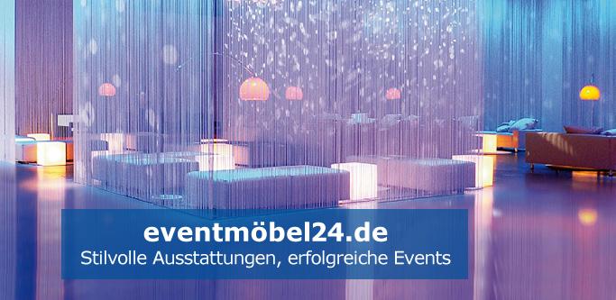 eventmöbel24.de - Mietmöbel, Zeltvermietung, Festzeltverleih & Zeltzubehör, Geschirrverleih & Miet-Besteck in Hamburg, Niedersachsen & Schleswig-Holstein
