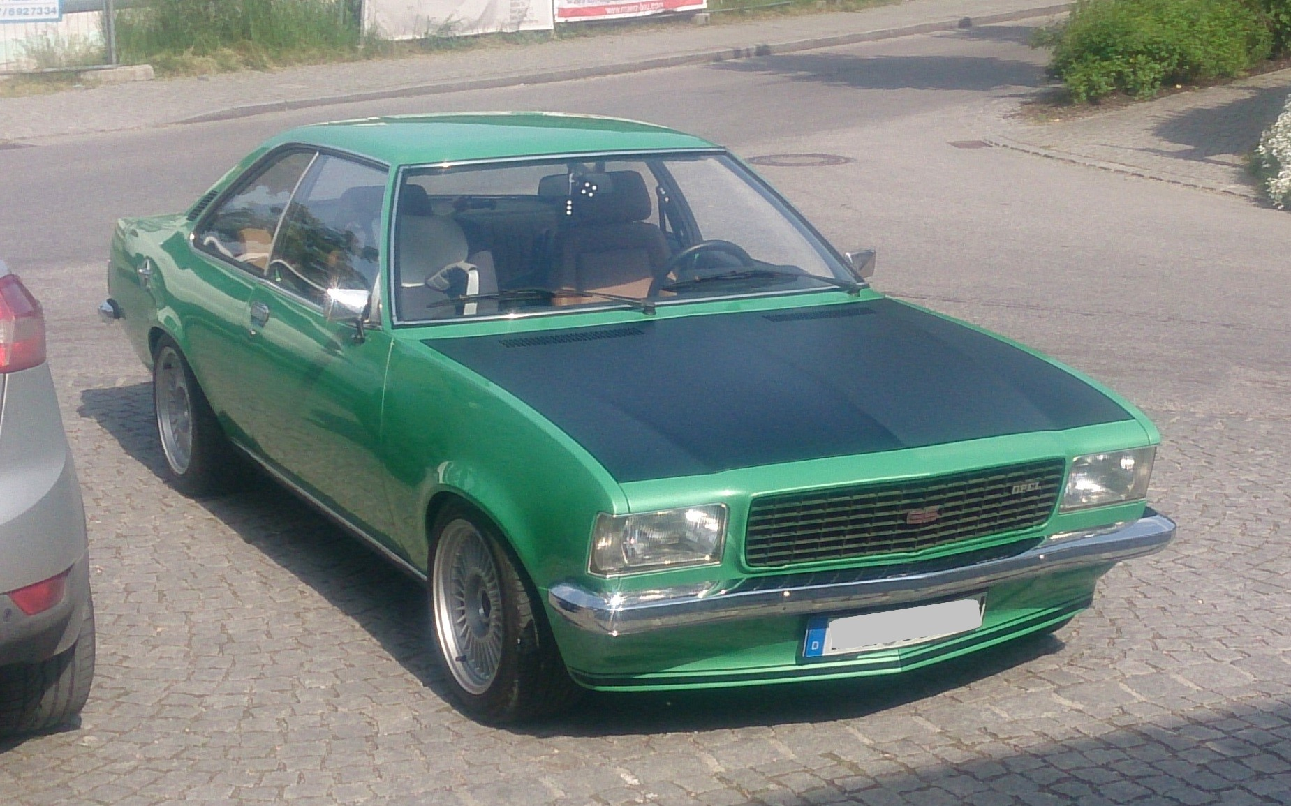 Opel Commodore (3)