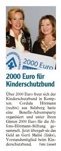 Allgäuer Zeitung vom 23. Dezember 2012