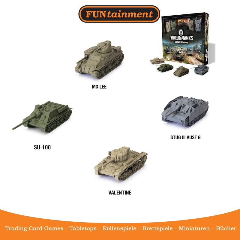 Die Neuheiten für World of Tanks sind ab jetzt verfügbar!
