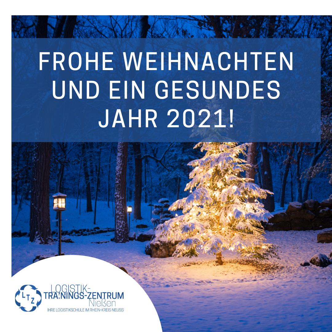 Wir wünschen ein frohes Weihnachtsfest!
