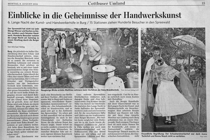 Quelle: Lausitzer Rundschau