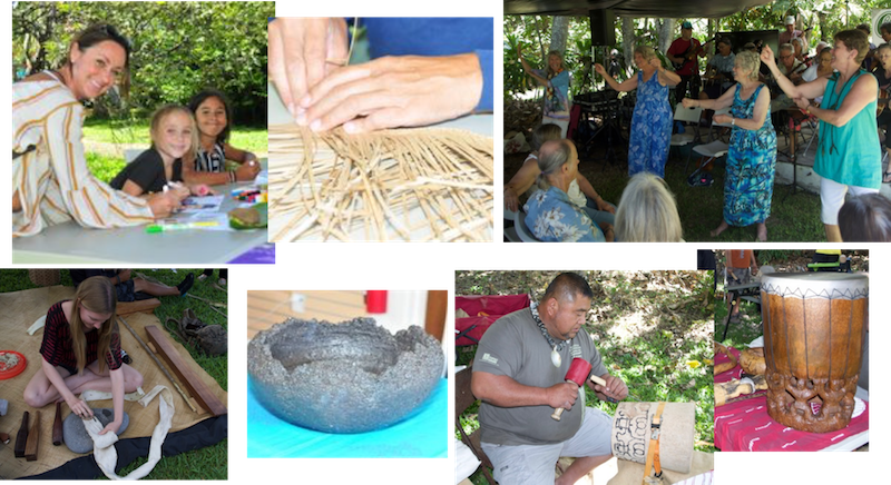 2020 Grow Hawaiian Festival