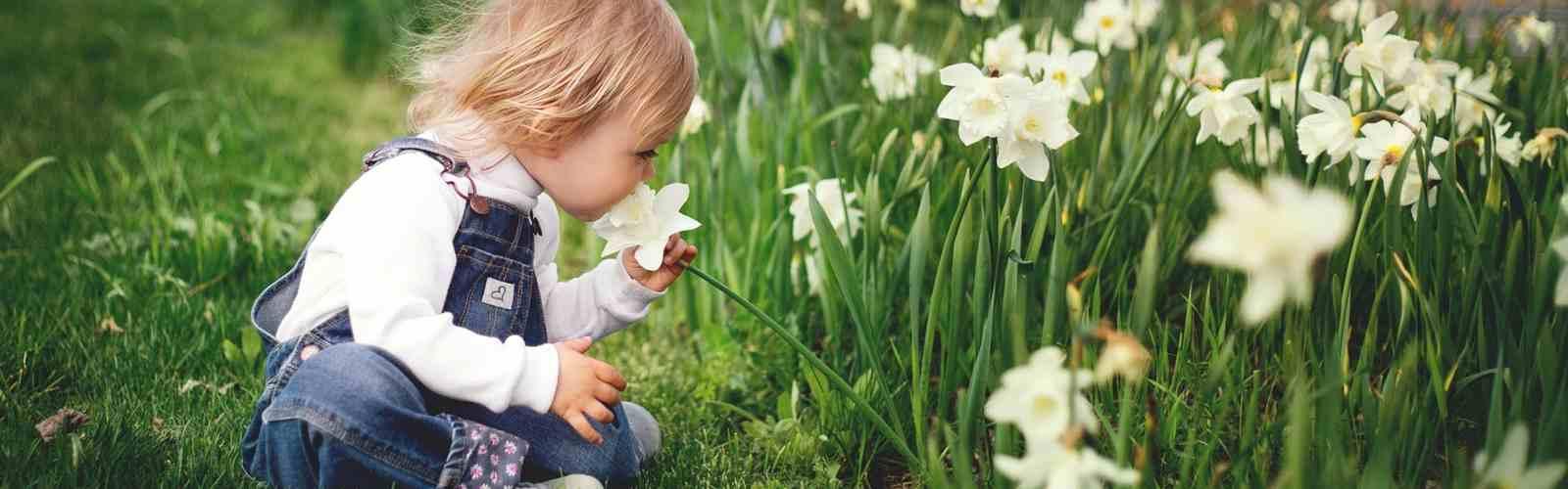 Dort wo Kinder noch unbeschwert die Natur erleben können