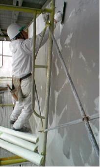 札幌外壁タイル剥がれ修理・補強