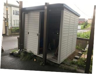 札幌物置修理