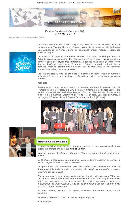 Site de l'Ordre Européen des mentalistes. http://oedm.magie-ffap.com/article.php?sid=330&thold=0
