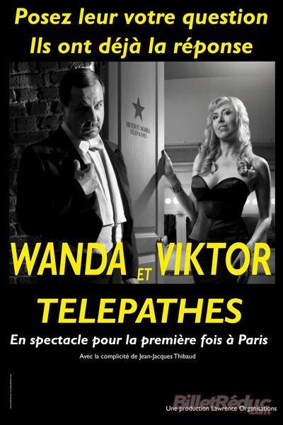les telepathes au théâtre de l'essaion de septembre à décembre 2015