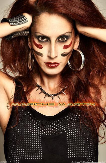 sesión fotográfica moda- Rock- (Ángel Martinez)
