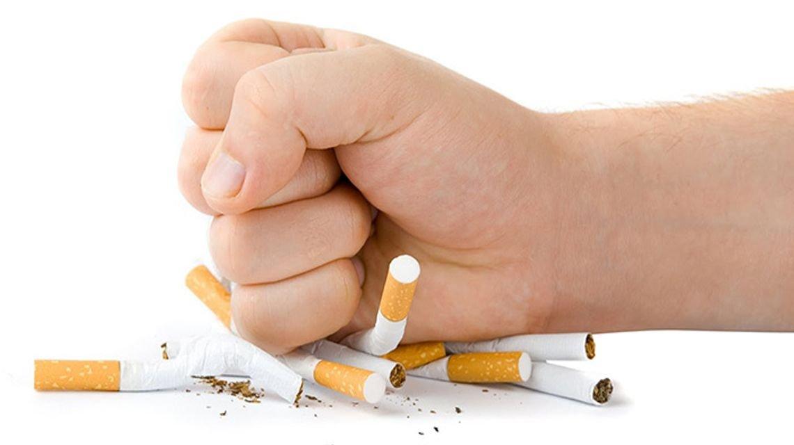 Objectif : arrêter de fumer