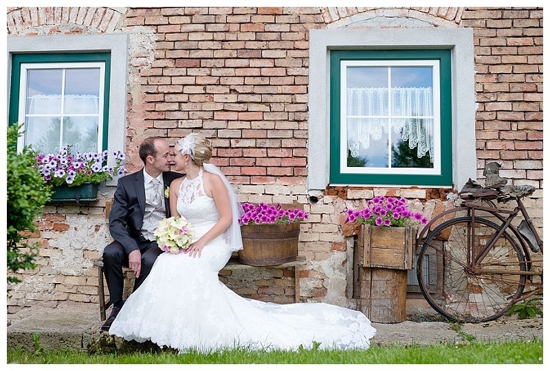 Fotograf Hochzeit Schloß Kremsegg