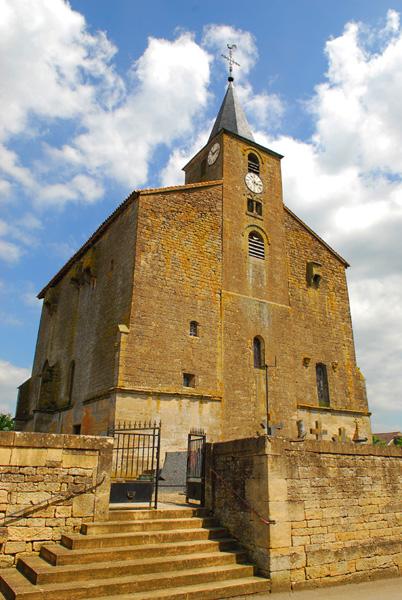Eglise Saint-Rémy de Saint-Pierrevillers