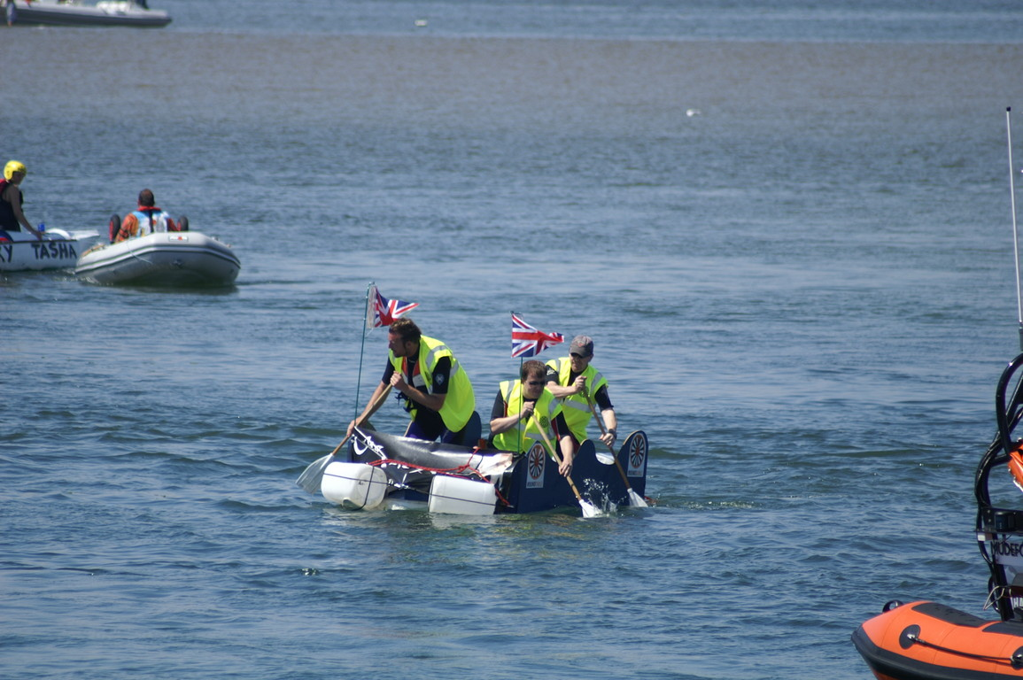 Mudeford Lifeboat Fund Day 2008