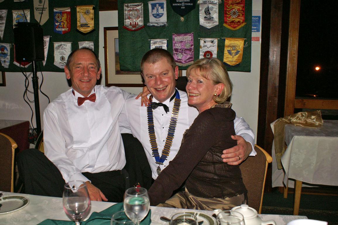 70th Aniversary dinner at Barton golf club 07
