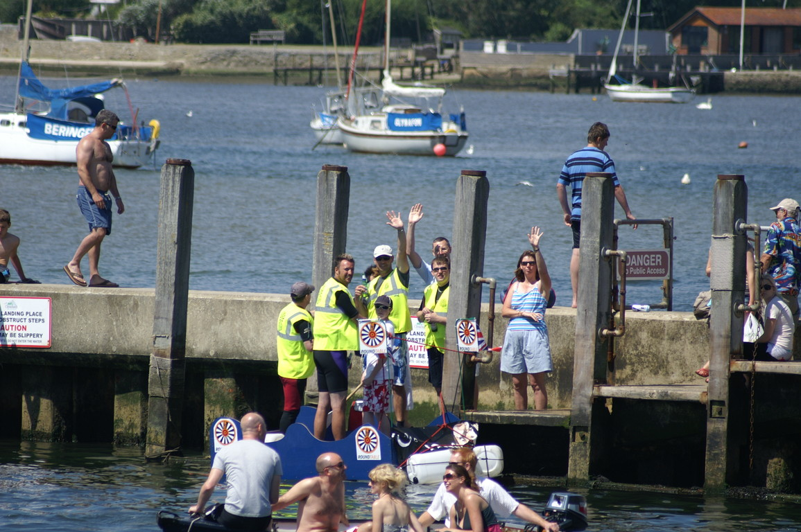 Mudeford Lifeboat Fund Day 2008