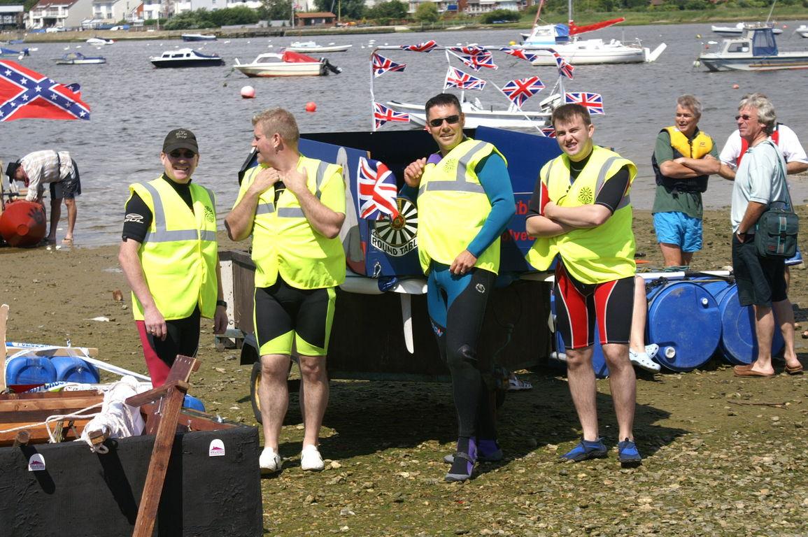 Mudeford Lifeboat fun day 07