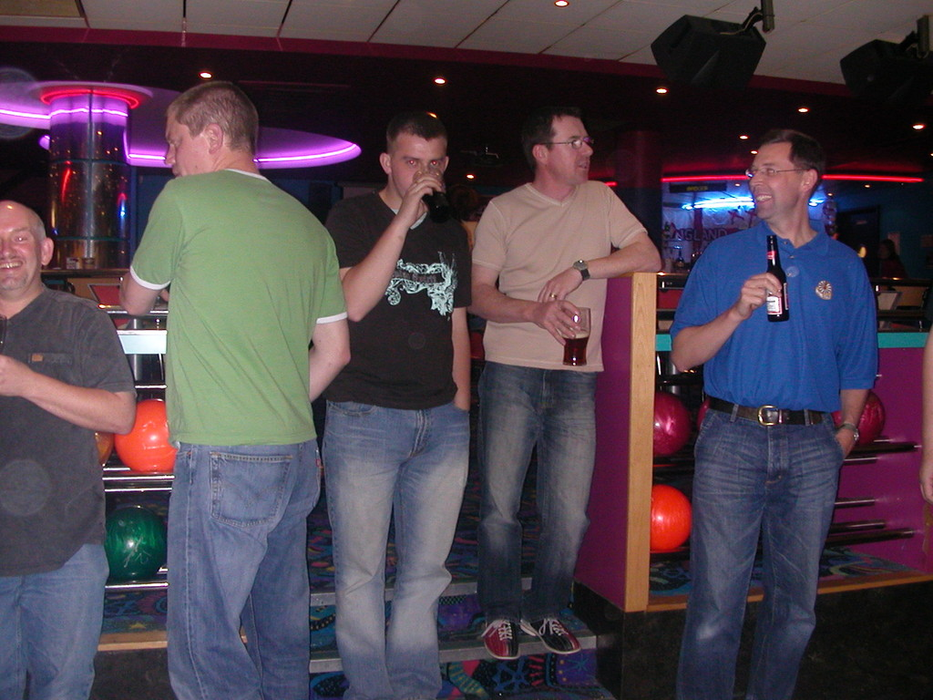 Anual bowling