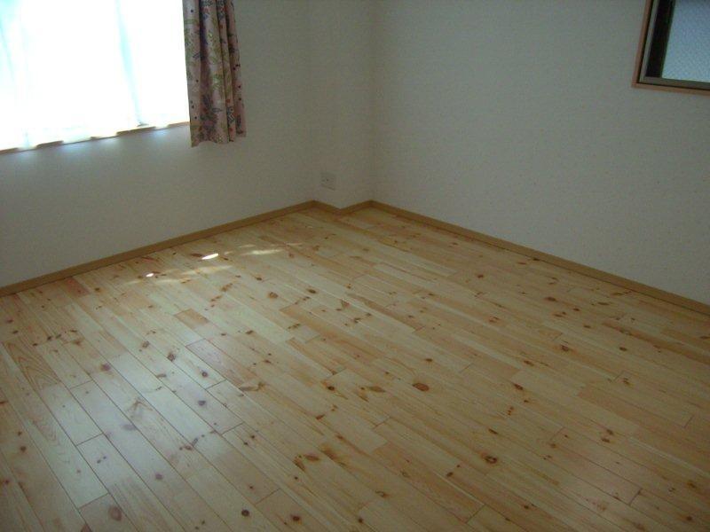 木漏れ日がよりお部屋を明るく