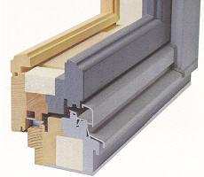 Fenster - Holzrahmenbau