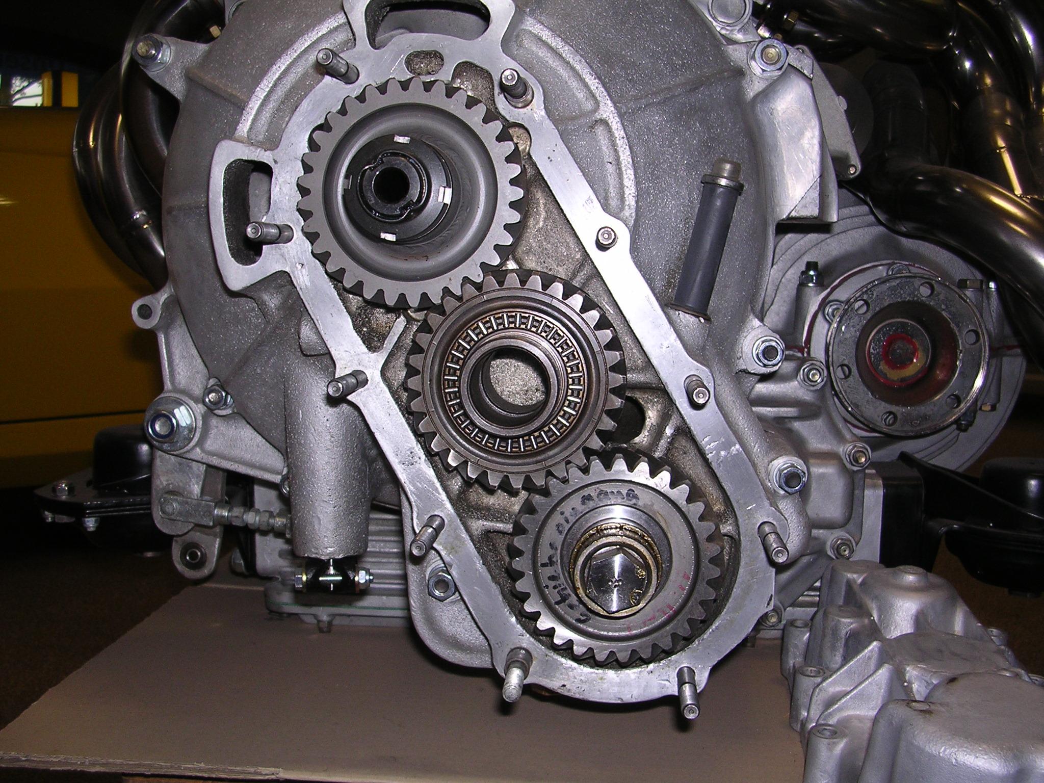 Zwischengetriebe Ferrari