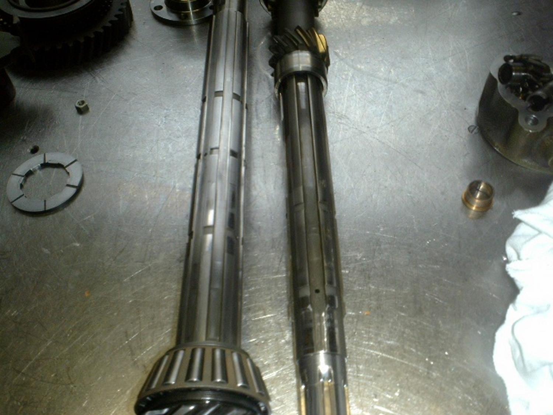 Ferrari 275 GTB 2 Trieblingswelle Lasergeschweißt