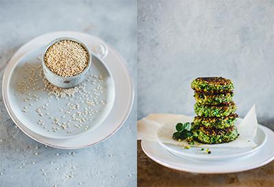 Quinoa Puffer - Quinoa Nachhaltig Konsumieren