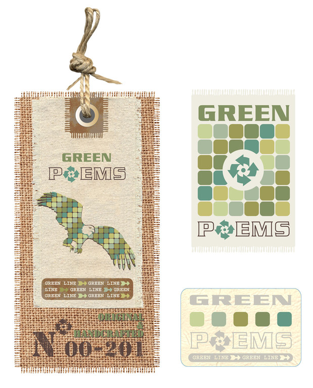 HANGTAG AND WOVEN COLLECTION SUSTAINABLE LOWATAG