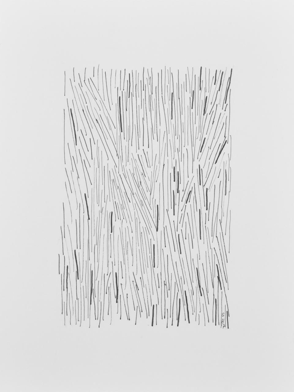 Traits groupés papier 24X32