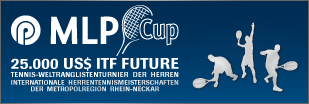 Internationales Herrentennisturnier der Metropolregion Rhein-Neckar