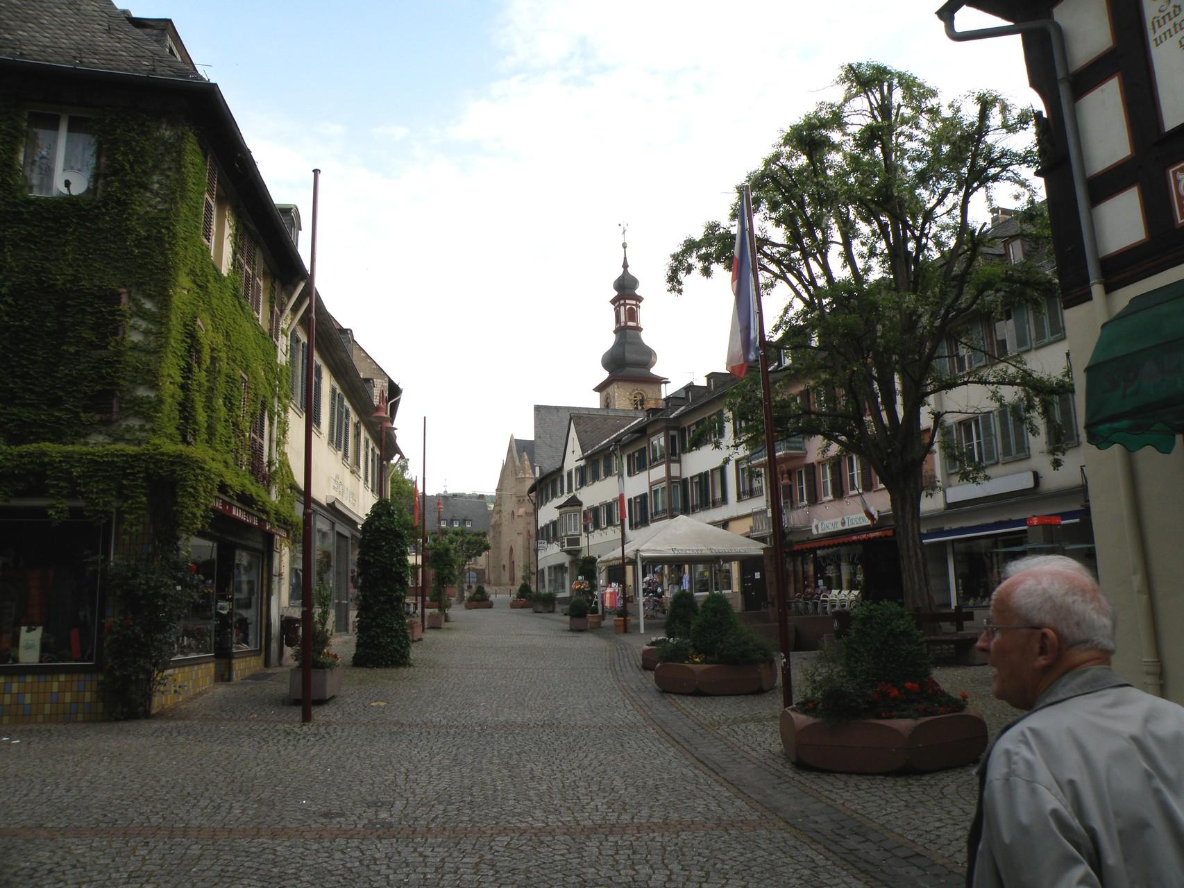 Reise nach Rüdesheim 2008