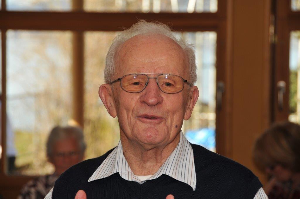 Fest zu seinem 90. Geburtstag