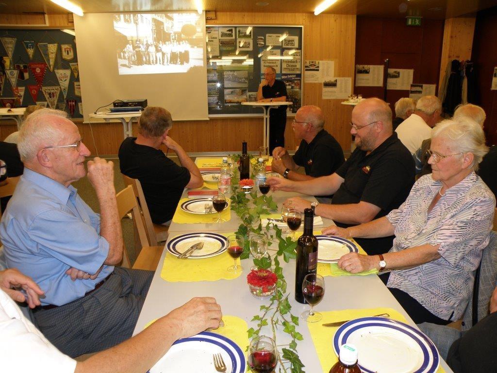 60 Jahre Franz im Männerchor