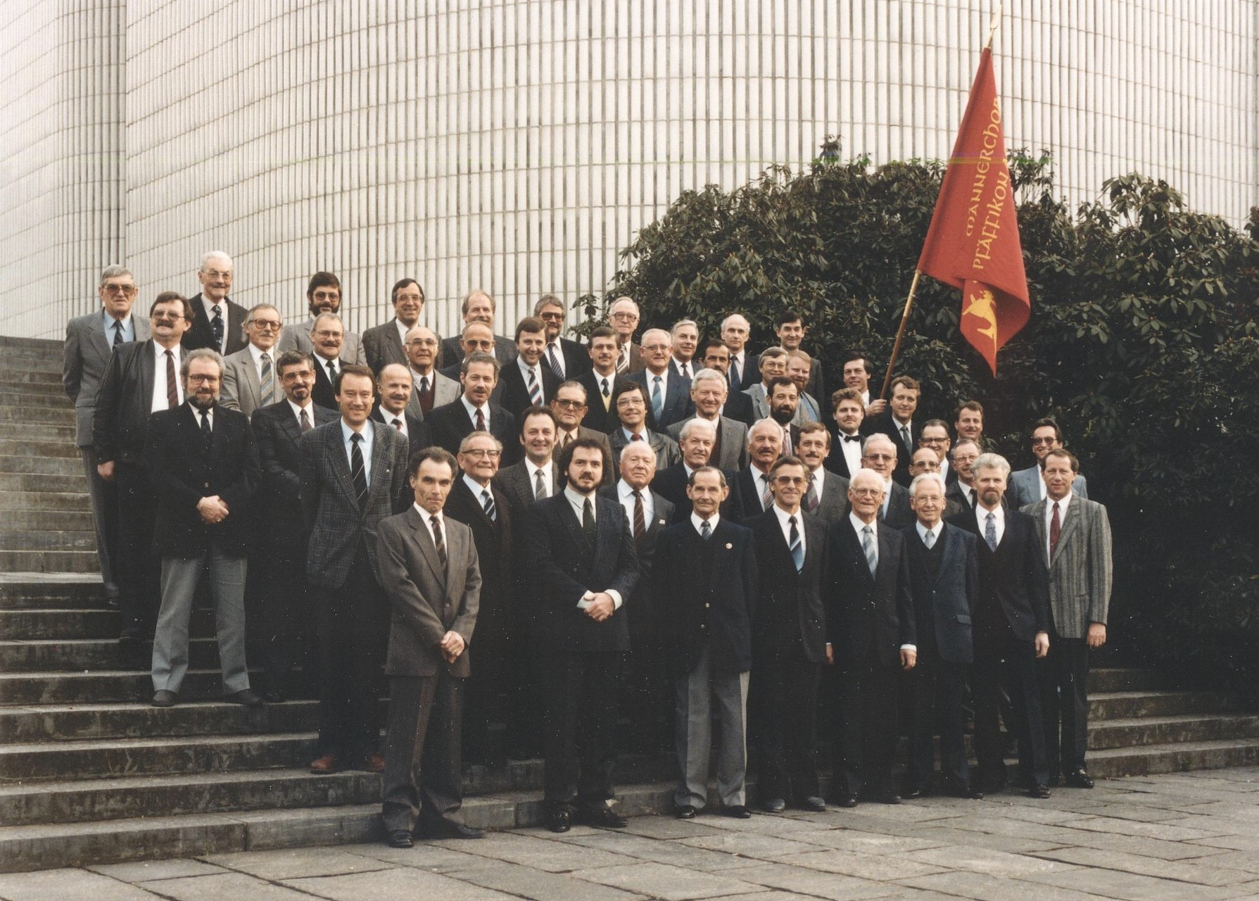 1988 50 Jahre Männerchor Pfäffikon