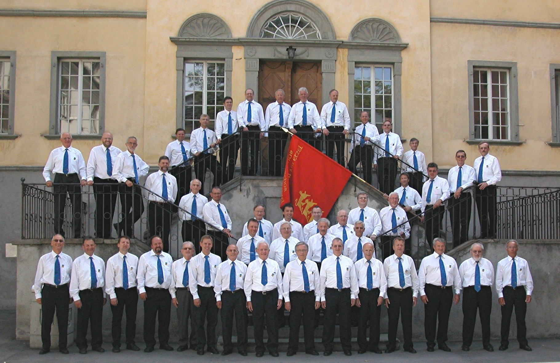 Gesangfest in Chur 2006