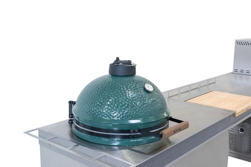 Grillen, Braten, Kochen, Backen bis 400 °C