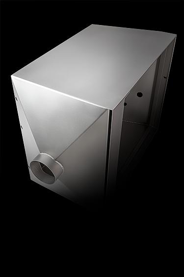 Metallbearbeitung 3D Laserschweißen