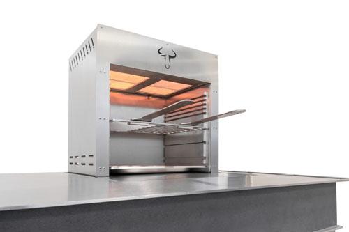 Beef-Grill: Perfekte Steaks bei bis zu 800 °C