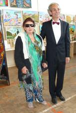 jean-luc bourdila et danielle jacqui invitée d'honneur 2011