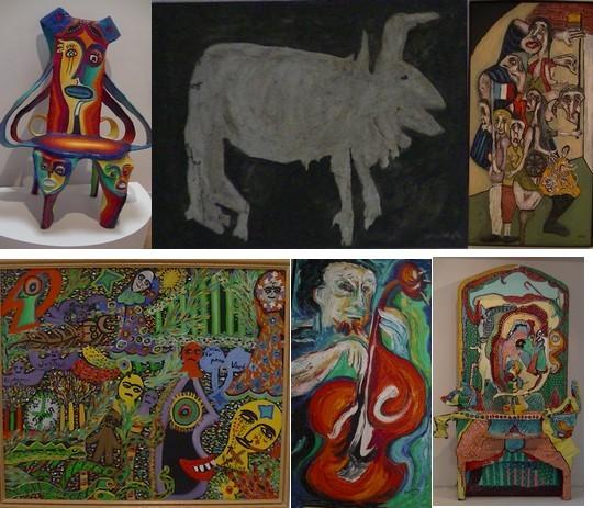UN PEU MOINS ANCIENS : Badia / Pépé Donate / Aïni / Tania Pedrosa / Brodide / Crespin