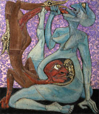L'arbre de vie (peinture)