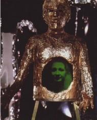 Autoportrait holographique
