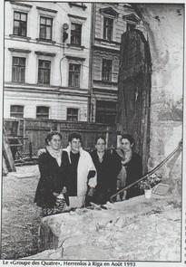 Les quatre membres d'Herrenlos